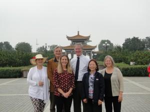 MCFGS with Mayor in Changsha